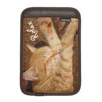 Relaxing Cat iPad Mini Sleeve