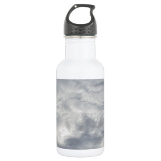 Relaxing Cloudy Day Water Bottle