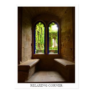 Relaxing Corner Postcard