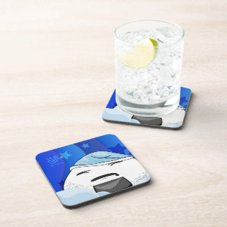 Relaxing drinks coaster