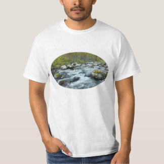 Relaxing Forest River T-Shirt