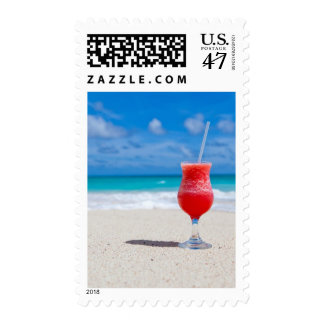 Relaxing in Paradise Postage