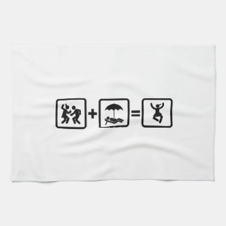 Relaxing Kitchen Towels