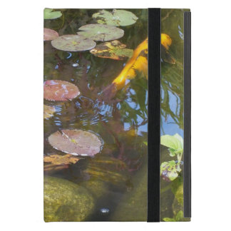 Relaxing Koi Pond iPad Mini Case *Personalize*