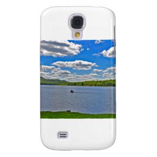 Relaxing Lake Galaxy S4 Case