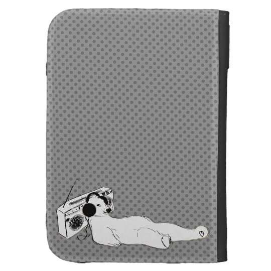 relaxing music polar bear cases for the kindle
