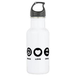 Relaxing 18oz Water Bottle