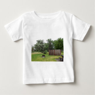 Relaxing Picnic Area Baby T-Shirt