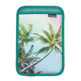 Relaxing Rainbow Color Palms Sleeve For iPad Mini