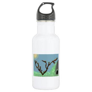 Relaxing Scenery Water Bottle