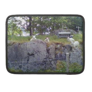 Relaxing Sheep Sleeve For MacBook Pro