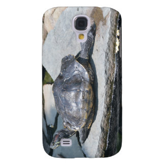 relaxing turtle samsung galaxy s4 case