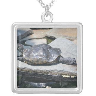 relaxing turtle pendants