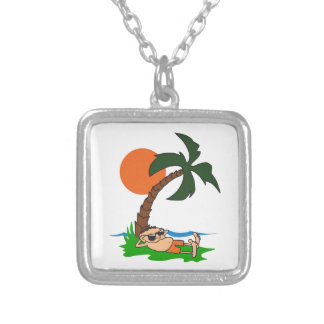RELAXING UNDER PALM TREE JEWELRY