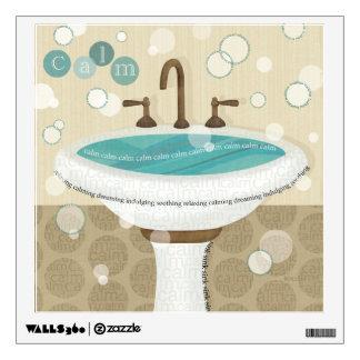 Relaxing Water Room Graphics
