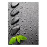 Relaxing Zen Business Card Template