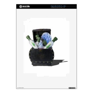 RelaxingBathItemsChest070315 iPad 2 Decals