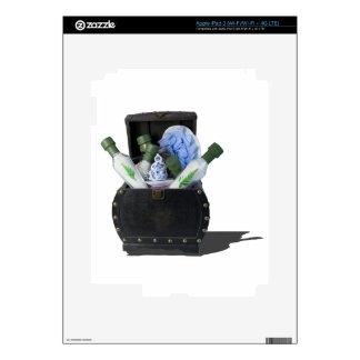RelaxingBathItemsChest070315 iPad 3 Decals