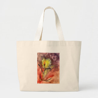 Relay - Burning matches Large Tote Bag