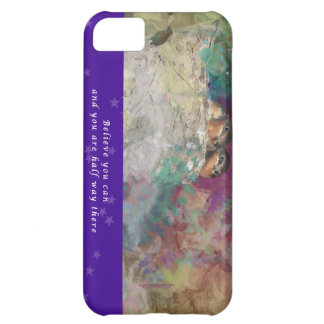 Relay For Life-Believe You Can - Cancer Cure iPhone 5C Cover