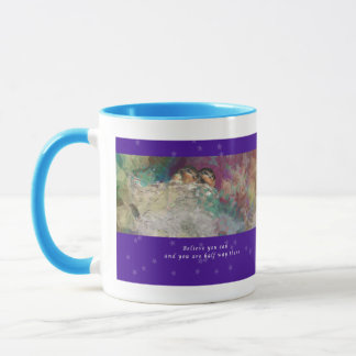 Relay For Life-Believe You Can - Cancer Cure Mug