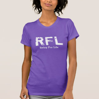 Relay For Life Women's Tee