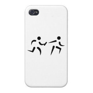 Relay race iPhone 4/4S cover