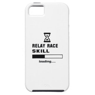 Relay Race skill Loading...... iPhone SE/5/5s Case