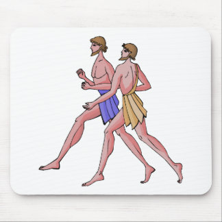 Relay Teal 396 BC Mousepads