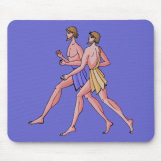 Relay Teal 396 BC Mouse Pads