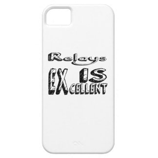 Relays Is Excellent iPhone SE/5/5s Case