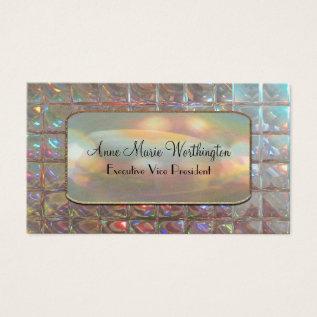 "Relayshan Chic Elegant 3.5"" x 2"" Professional Business Card at Zazzle"