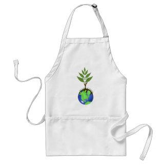ReLeaf Plant A Tree Adult Apron