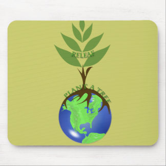 ReLeaf Plant A Tree Mouse Pad
