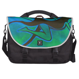 Release Green on multiple products Laptop Bag