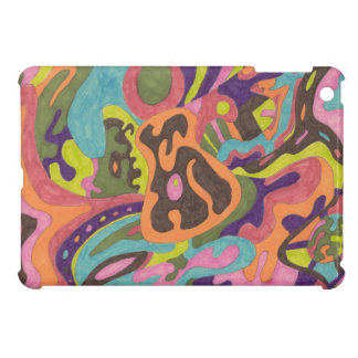 """Release"" Original Abstract iPad Mini Cases"