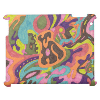 """Release"" Original Abstract iPad Covers"