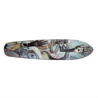 Release Remember Skate Board