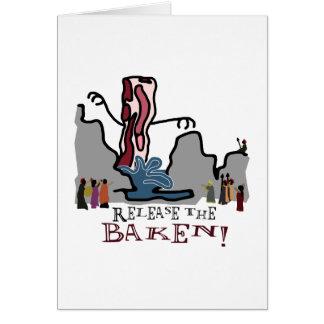 Release the Baken! Card