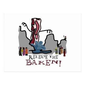 Release the Baken! Post Card