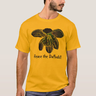 Release the Daffodil! T-Shirt