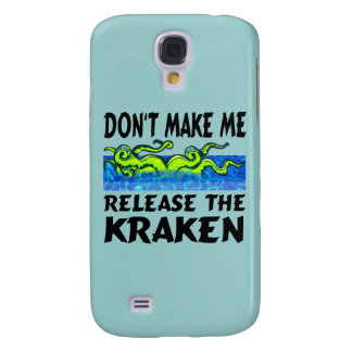 Release the Kraken I Galaxy S4 Case