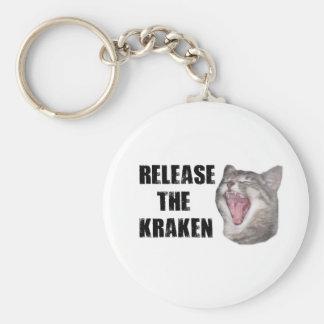 Release the Kraken! Keychain