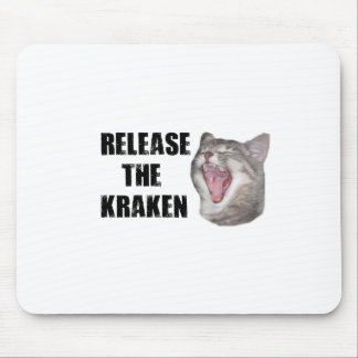 Release the Kraken! Mousepads
