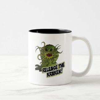 release the kraken mugs