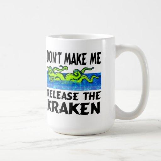 Release the Kraken Mug
