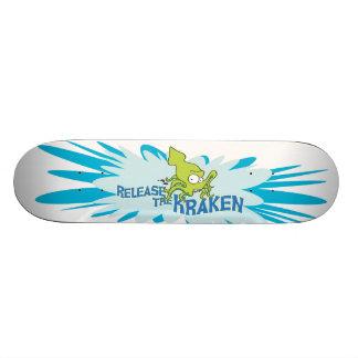 Release The Kraken Skateboard