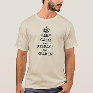 Release The Kraken T-Shirt