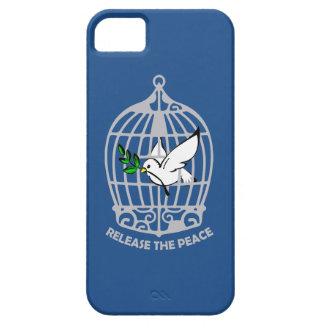 Release the Peace Dove iPhone 5 Covers