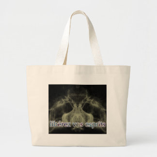 release your spirits tote bag